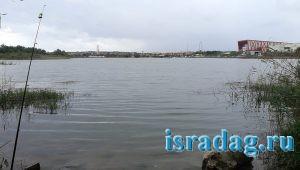 10. Подсказка о местонахождении водоема в Израиле