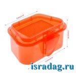 Дешевая и практичная коробка для наживки с алиэкспресс с размерами