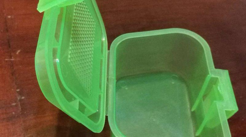 Дешевая и практичная коробка с алиэкспресс