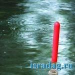 Фото поплавка в воде