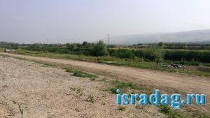 Последствия отдыха Израильской молодежи на берегу реки Иордан
