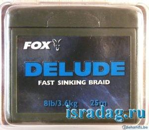 Поводковый материал фирмы delude fox