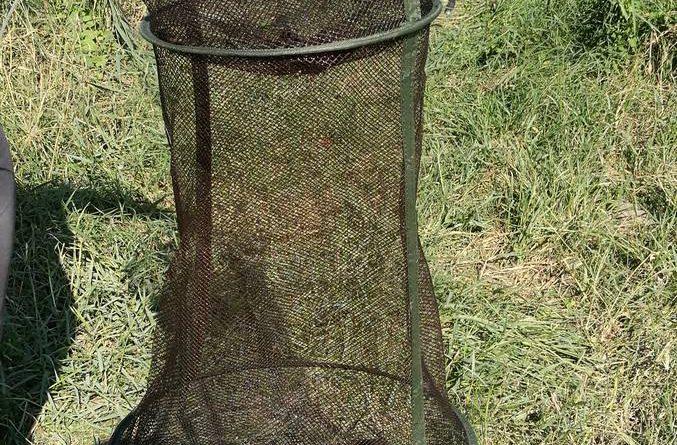 Практическое применение садка для рыбылки с алиэкспресс - 2
