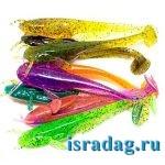 Разновидность силиконовых приманок