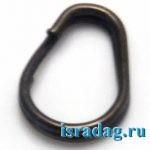 Заводное кольцо каплевидной формы